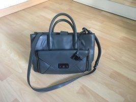 Tasche von Diane von Fürstenberg - Leder -gra