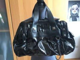 Tasche von edc, schwarz, Lack