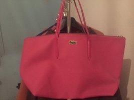 Lacoste Shoulder Bag magenta