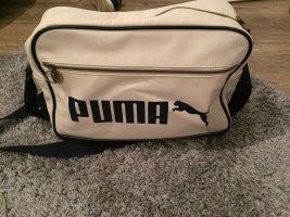 Puma Sports Bag cream