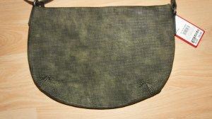 Tasche von S. Oliver - 32x22x8 dunkelgrün - NEU - OP 39,95