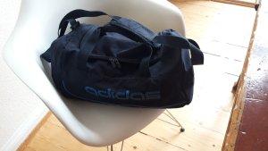 Adidas Torba weekendowa ciemnoniebieski-błękitny
