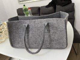 keine Pouch Bag grey