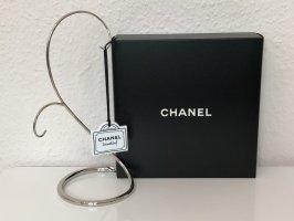 Chanel Portachiavi bianco-nero