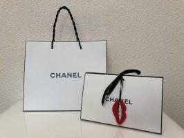 (Taschen-)Anhänger Roter Mund von Chanel
