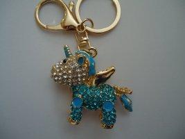 Porte-clés multicolore