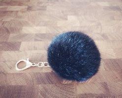 Taschenanhänger Bommel