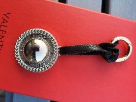 Versace Jeans Sleutelhanger zwart-goud