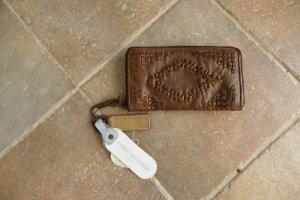 Taschendieb Portefeuille bronze cuir
