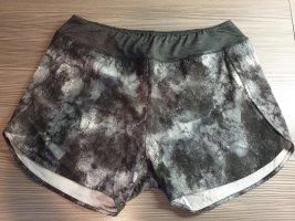 tchibo Sport Shorts light grey-dark grey