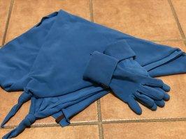 Tchibo / TCM Fleece Gloves multicolored
