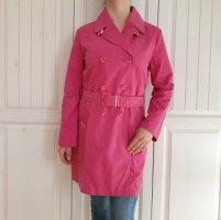 TCM oversize 40 42 Rosa Rose Pink Mantel Trenchcoat Trench Coat Jacke Pulli Pullover Bluse Hemd