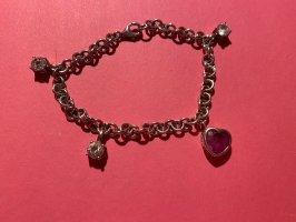 Tchibo / TCM Charm Bracelet multicolored