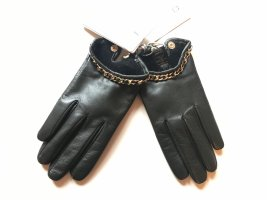 Ted baker Leren handschoenen khaki-taupe Leer
