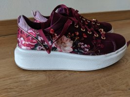 Ted Baker sneakers with floral print