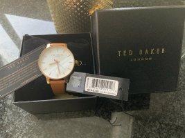 Ted Baker Uhr getragen mit Box & Etikett
