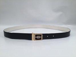 TED LAPIDUS Vintage Gürtel mit Logo-Schnalle