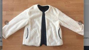 Uniqlo Reversible Jacket black-white polyester