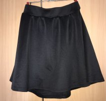 Sublevel Circle Skirt black