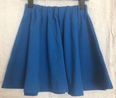 H&M Spódnica z koła niebieski