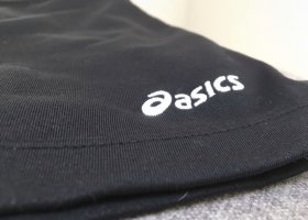Asics Jupe stretch noir