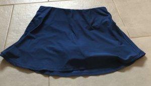 Tennisrock blau von Wilson in M