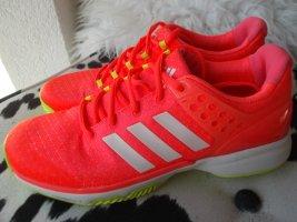 Tennisschuhe Sportschuhe Pink Adidas Ubersonic  neongelb