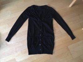 Terranova Cardigan in maglia nero