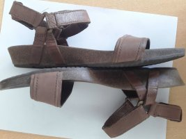 Comfort Sandals brown leather