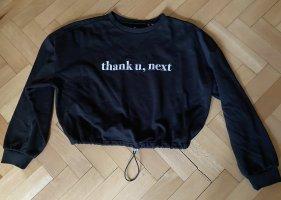 Thank you, next Pullover (verstellbar)