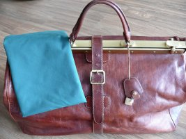 The Bridge Weekender Bag brown leather