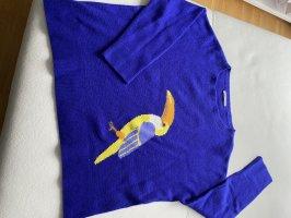 Cashmere Jumper blue