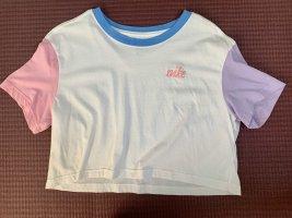 Nike Cropped Shirt multicolored