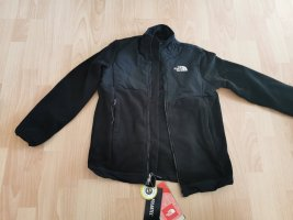 The North Face Giacca in pile nero
