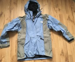The North Face Outdoor Jacket azure-grey brown