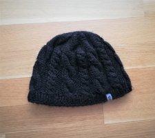 The North Face Cappello a maglia nero