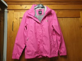 The North Face Raincoat pink