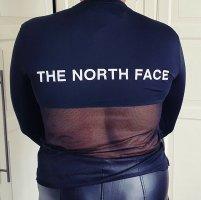 North Face Blusa sin espalda blanco-negro
