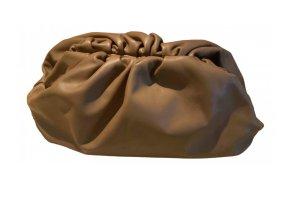 Bottega Veneta Clutch camel leather
