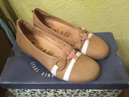 Think! Capra Grasso Halbschuhe / Schuhe, 100% Leder, Gr. 37,5