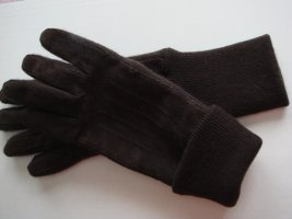 Thinsulate Leren handschoenen bruin