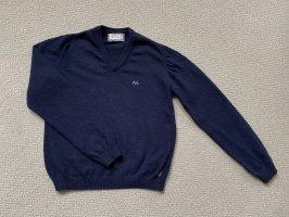 Thomas Burberry Damen Pullover Blau Gr. 38 TOP !!