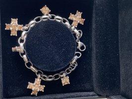 Thomas Sabo Zilveren armband veelkleurig