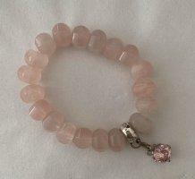 Thomas Sabo Bracelet en perles rosé-argenté