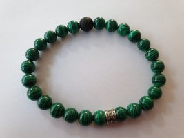 Thomas Sabo Armband zwart-groen