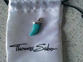 Thomas Sabo Pendentif turquoise argent