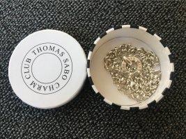 Thomas Sabo Cadena de plata color plata plata verdadero