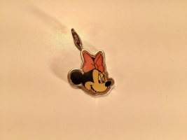Thomas Sabo Charm Minnie Mouse Disney Silber