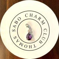 Thomas Sabo Pendant lilac