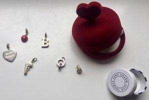Thomas Sabo Charms srebrny-czerwony